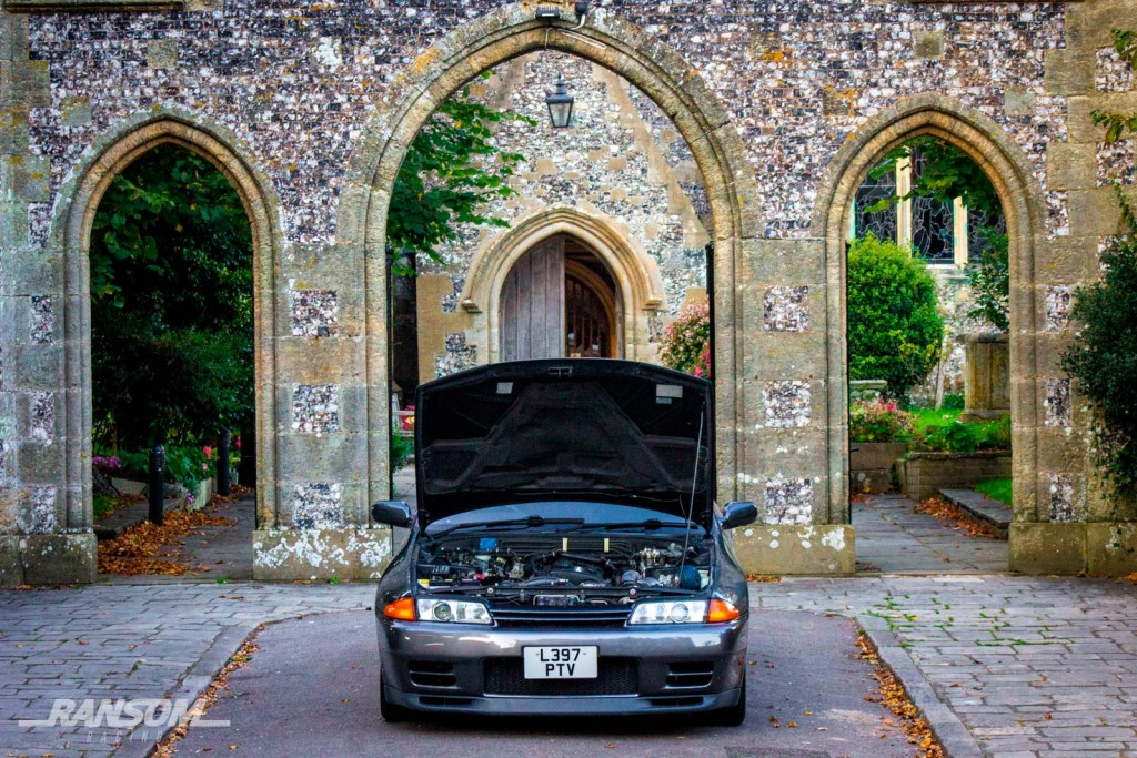 1994 Nissan Skyline R32 GTR – Project Tao